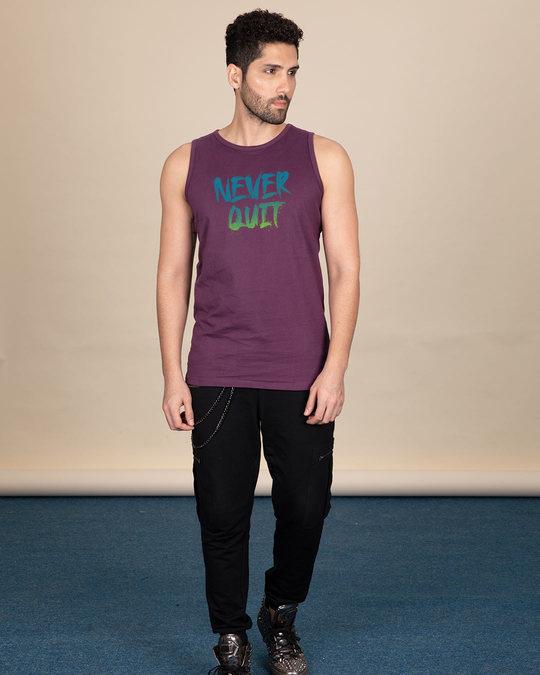 Shop Never Quit Gradient Vest-Full