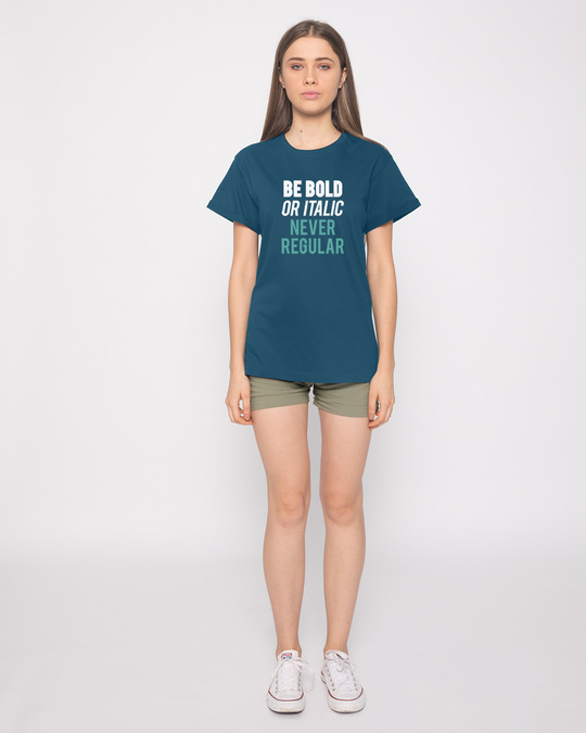 Shop Never Regular Boyfriend T-Shirt