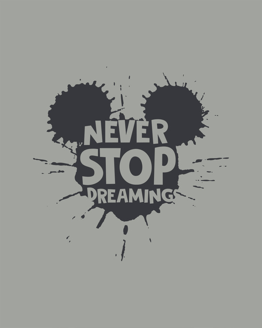 Shop Never Stop Dreaming Mickey Vest (DL)