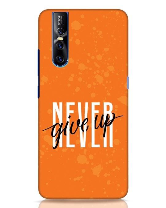 Shop Never Vivo V15 Pro Mobile Cover-Front