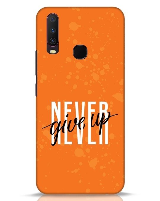 Shop Never Vivo Y17 Mobile Cover-Front