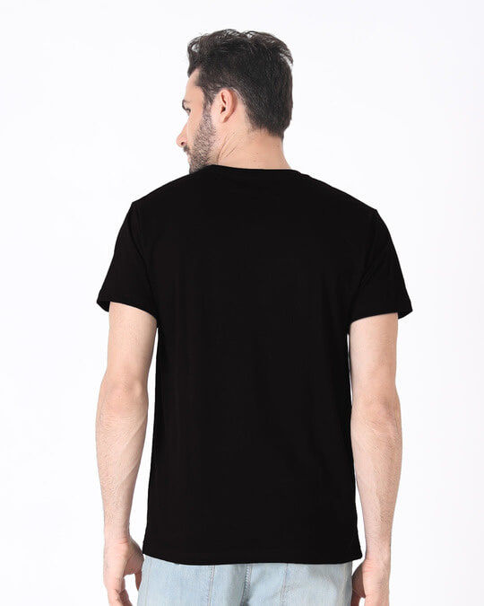 Shop Never Wrong Half Sleeve T-Shirt-Full