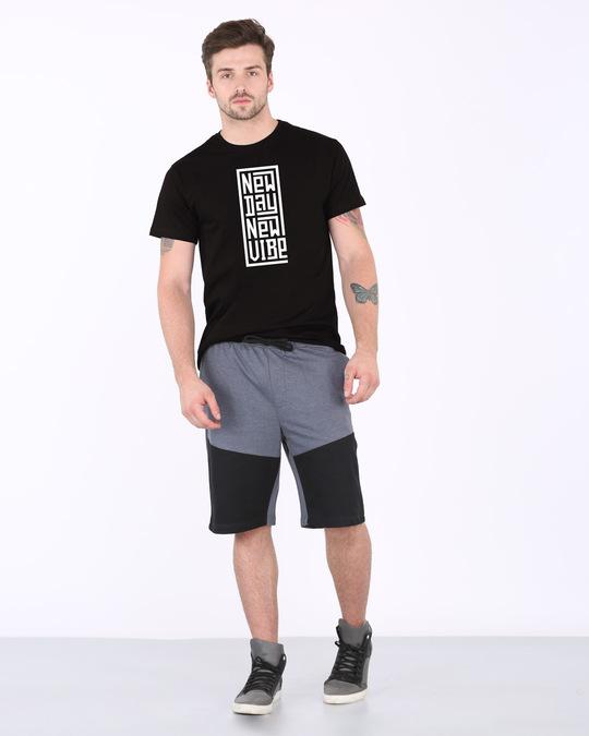 Shop New Day New Vibe Half Sleeve T-Shirt