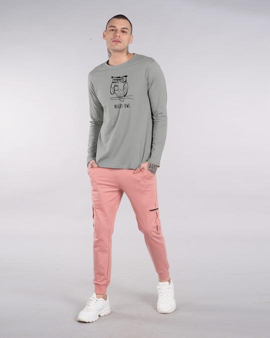 Shop Night Bird Full Sleeve T-Shirt-Design