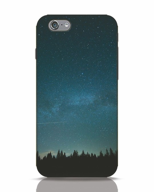 Shop Night Star iPhone 6s Mobile Cover-Front