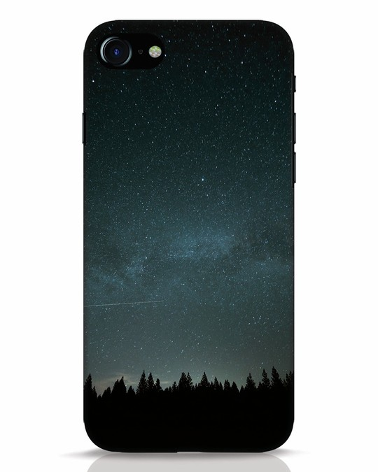 Shop Night Star iPhone 8 Mobile Cover-Front