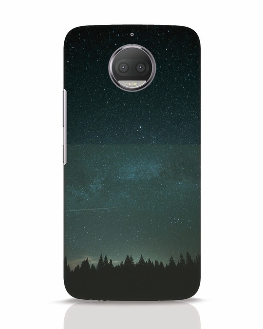Shop Night Star Moto G5s Plus Mobile Cover-Front