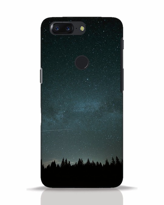 Shop Night Star OnePlus 5T Mobile Cover-Front