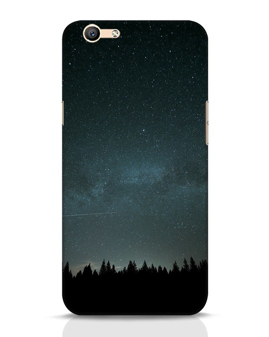 Shop Night Star Oppo F1s Mobile Cover-Front