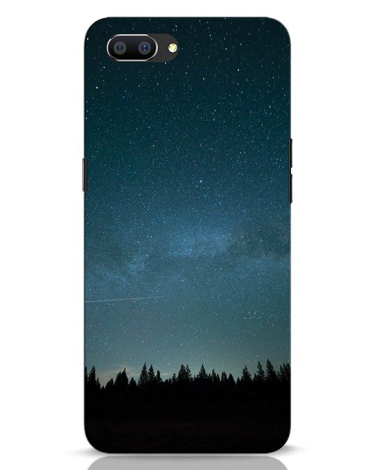 Shop Night Star Realme C1 Mobile Cover-Front