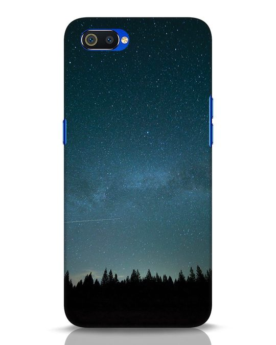Shop Night Star Realme C2 Mobile Cover-Front
