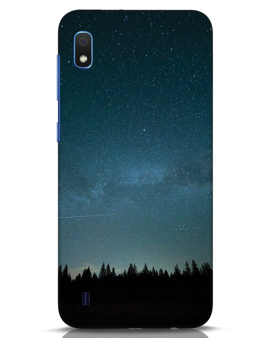 Shop Night Star Samsung Galaxy A10 Mobile Cover-Front