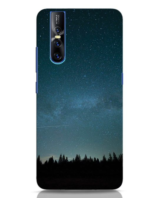 Shop Night Star Vivo V15 Pro Mobile Cover-Front