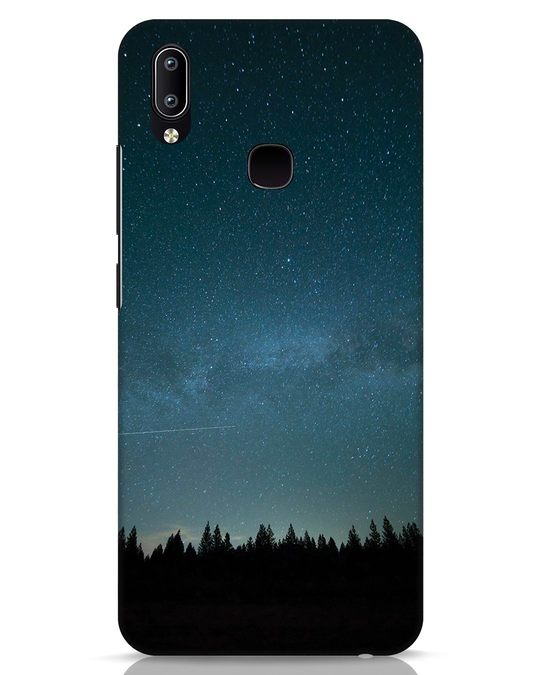 Shop Night Star Vivo Y91 Mobile Cover-Front