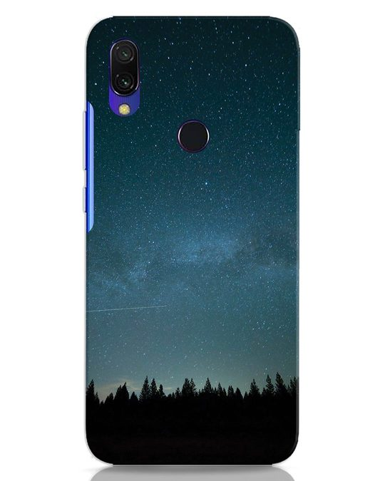 Shop Night Star Xiaomi Redmi Y3 Mobile Cover-Front