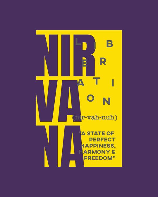 Shop Nir vah nuh Half Sleeve T-Shirt Parachute Purple -Full
