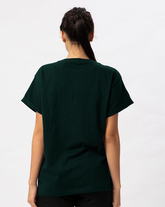 Shop No Care Boyfriend T-Shirt-Full