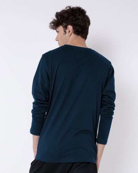 Shop No Ehsaan Full Sleeve T-Shirt-Back