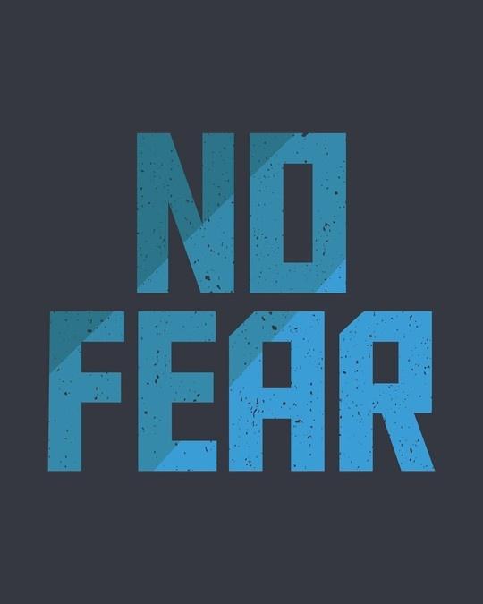 Shop No Fear Half Sleeve T-Shirt