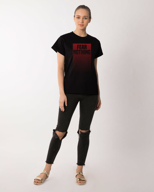 Shop No Fears Boyfriend T-Shirt