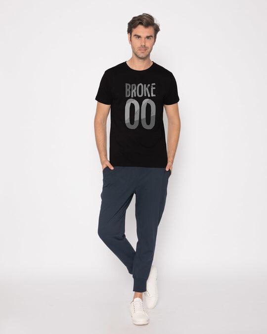 Shop No Money Half Sleeve T-Shirt