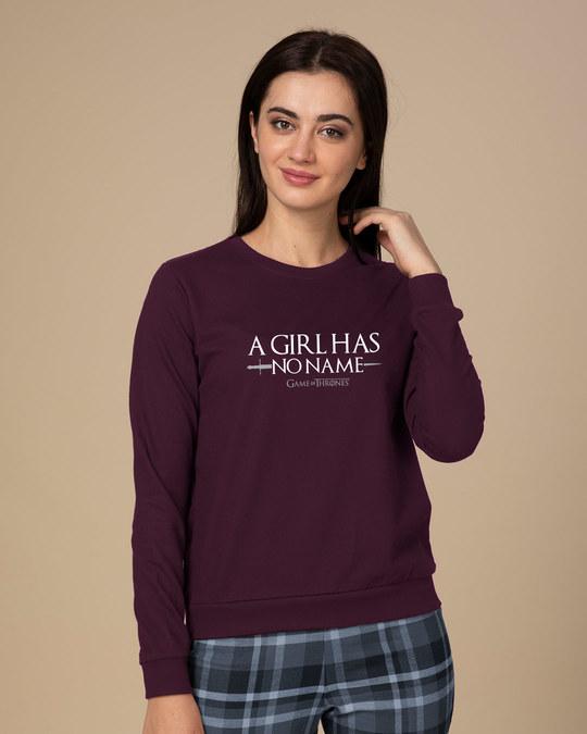Shop No Name Sweatshirt (GTL)-Front