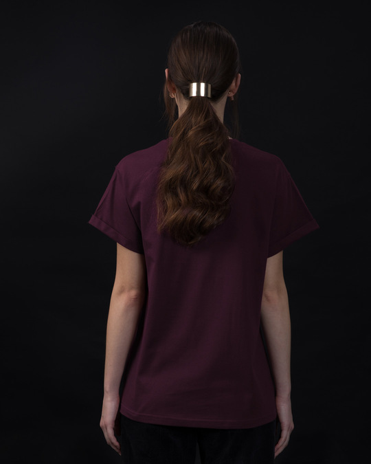 Shop No One Cares Boyfriend T-Shirt-Full