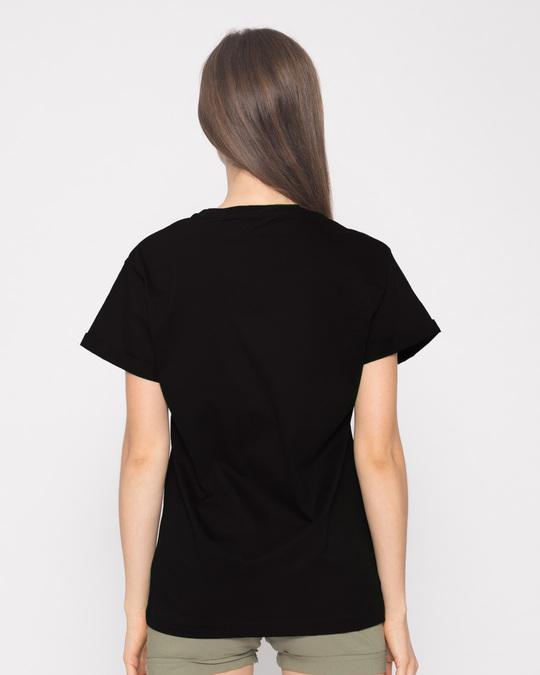 Shop No Pain No Gain Boyfriend T-Shirt-Full