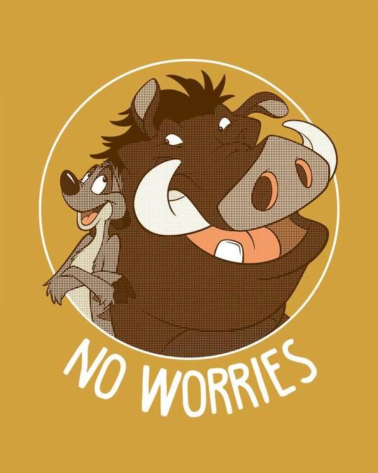 Shop No Worries Timon Pumbaa Vest (DL)