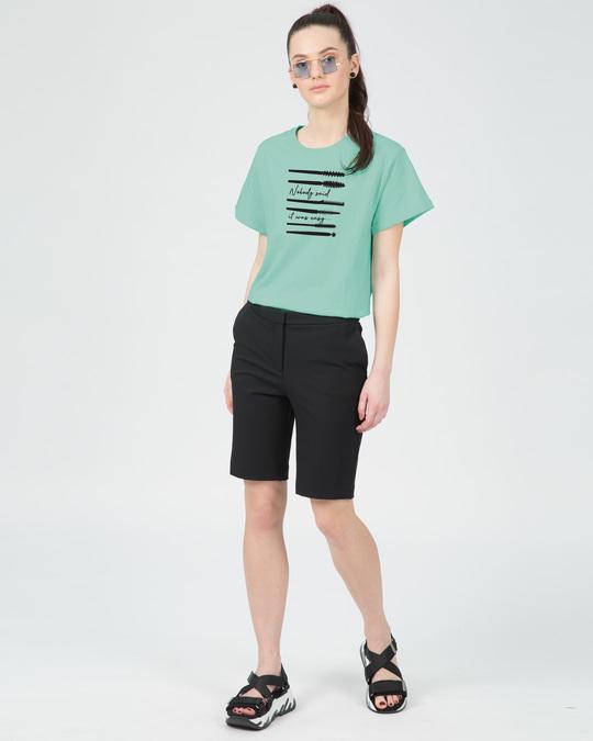 Shop Nobody Said It Was Easy Boyfriend T-Shirt