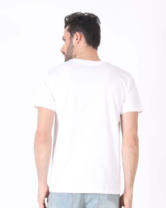 Shop Not A Morning Person Half Sleeve T-Shirt-Full