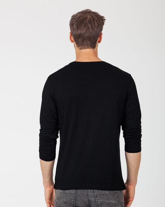 Shop Not All Who Full Sleeve T-Shirt-Full