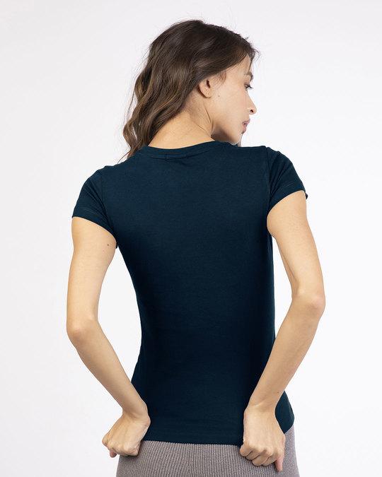 Shop Not My Problem Half Sleeve T-shirt-Back