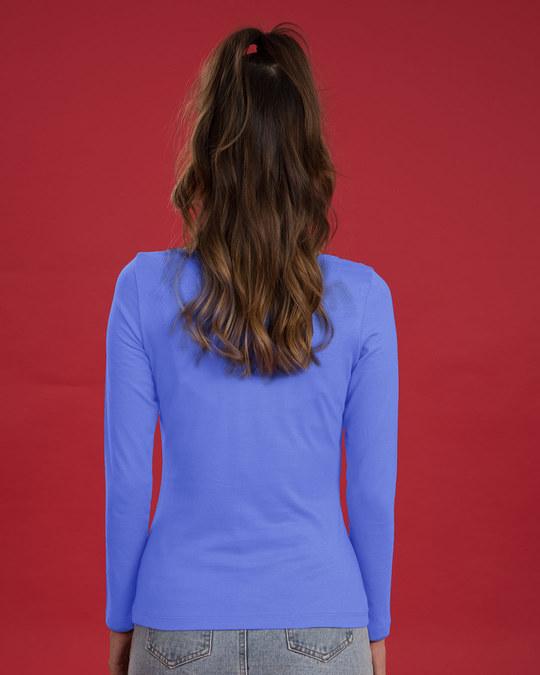 Shop Not Ordinary Scoop Neck Full Sleeve T-Shirt-Design