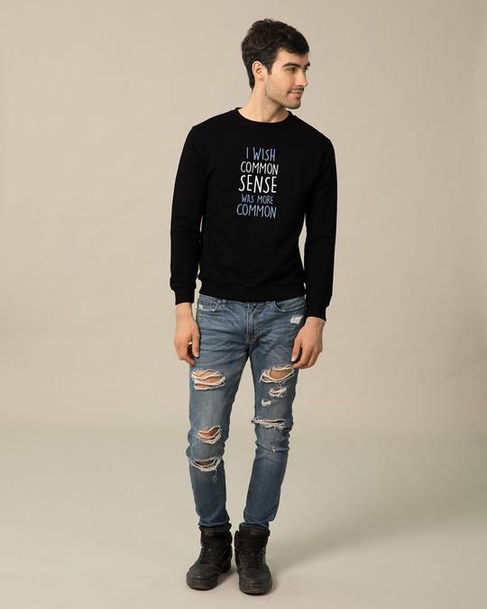 Shop Not So Common Sense  Sweatshirt