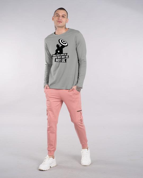 Shop Not Us Full Sleeve T-Shirt (AVEGL)-Full