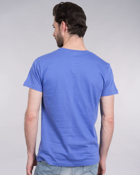 Shop Nothing To Say Half Sleeve T-Shirt-Back