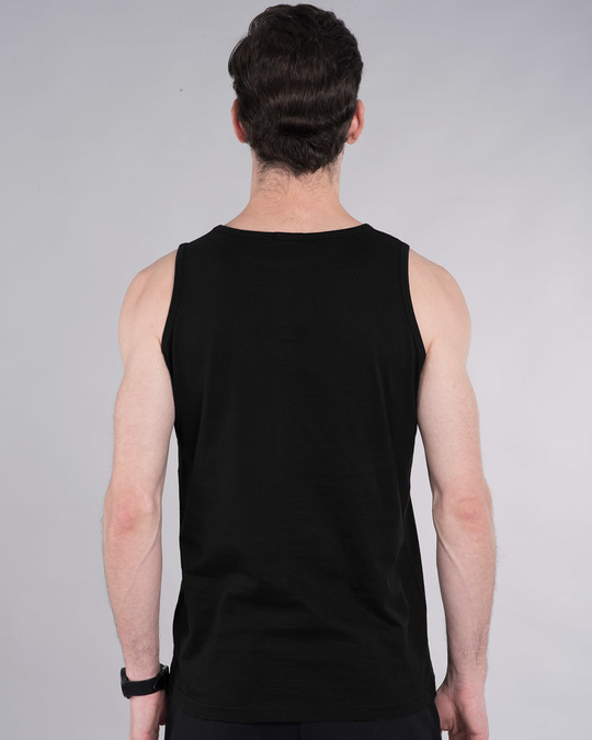 Shop Nothing To Say Vest-Back