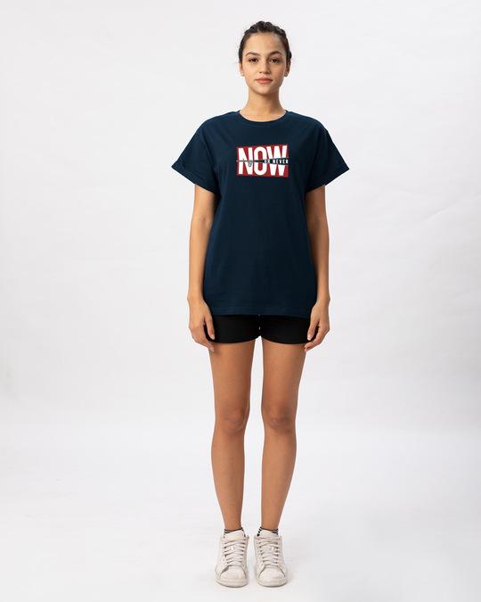 Shop Now Or Boyfriend T-Shirt