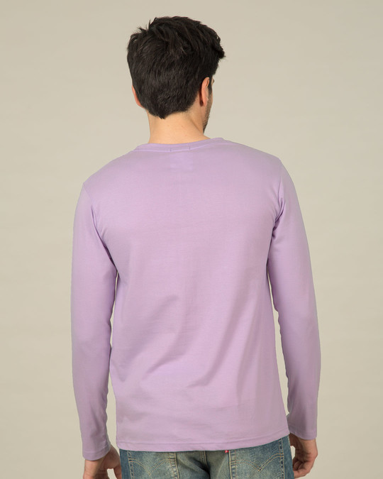 Shop Number Kamm Hai Full Sleeve T-Shirt-Back