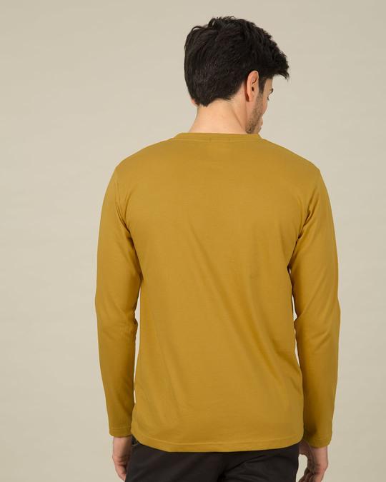 Shop Number Kamm Hai Full Sleeve T-Shirt-Back