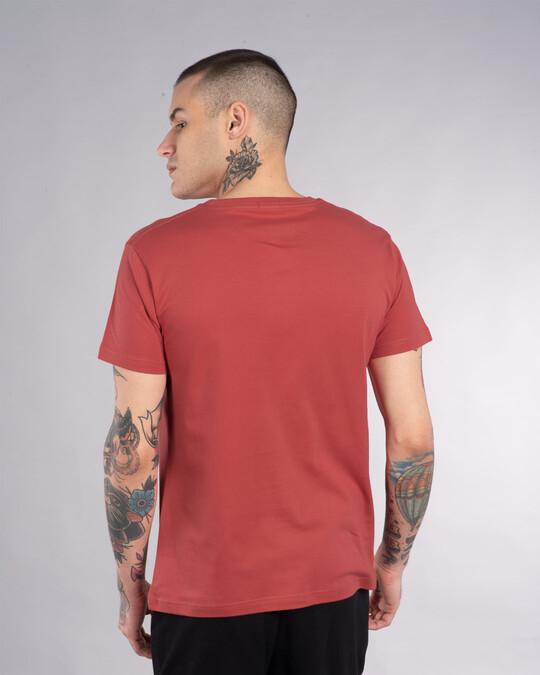 Shop O Teri Mickey Half Sleeve T-Shirt (DL)-Back