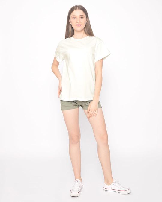 Shop Off White Boyfriend T-Shirt