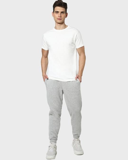 Shop Off-White Half Sleeve T-Shirt-Full