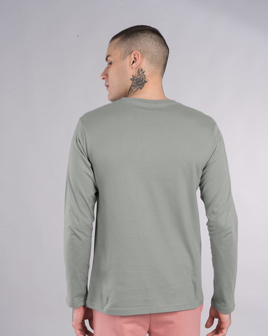 Shop Offroad Full Sleeve T-Shirt-Back