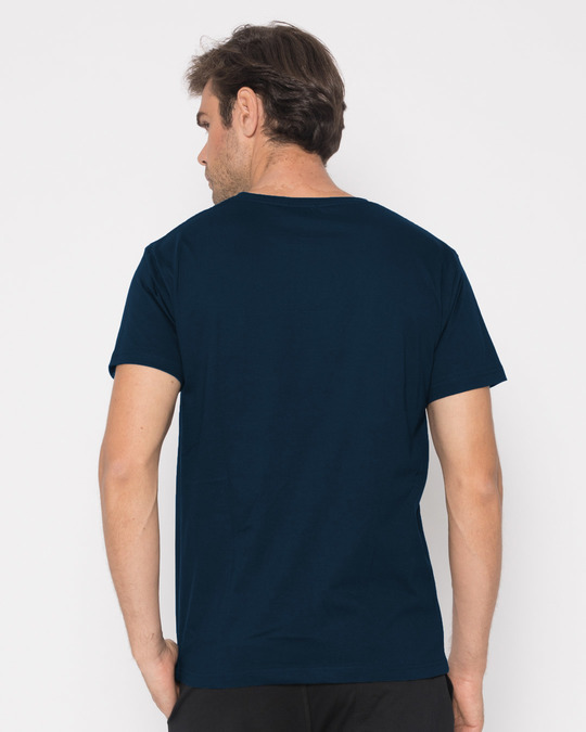 Shop Oh Fuck Half Sleeve T-Shirt-Full