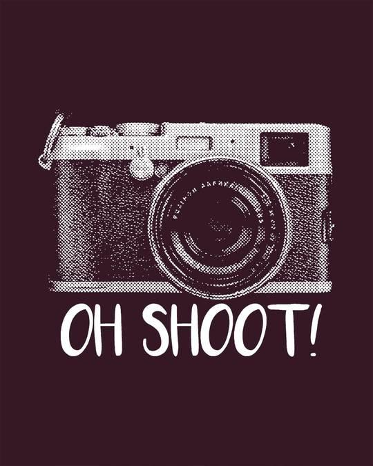 Shop Oh Shoot Boyfriend T-Shirt