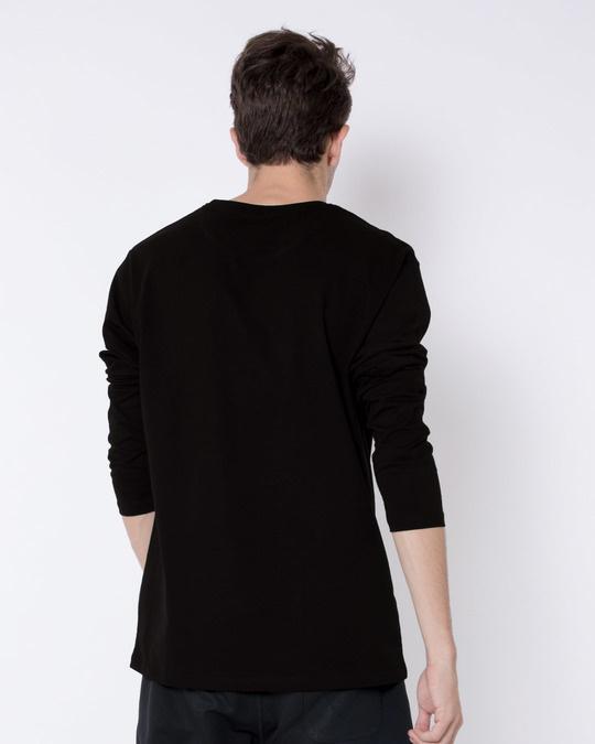 Shop One Finger Full Sleeve T-Shirt-Design