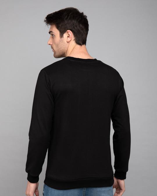 Shop One More Game Fleece Light Sweatshirts-Back