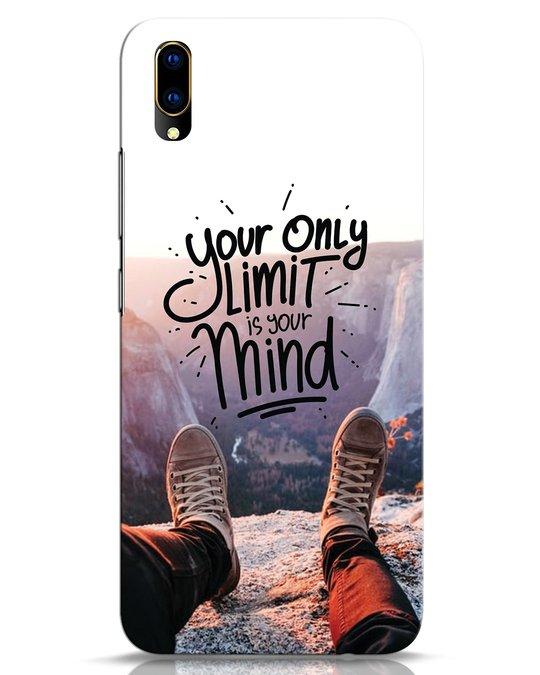Shop Onlylimitismind Vivo V11 Pro Mobile Cover-Front